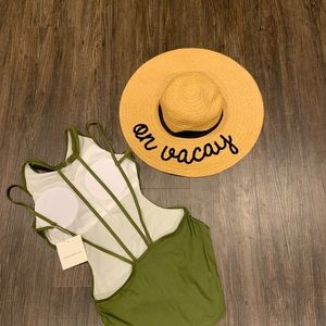 Accessories - On Vacay Sun Hat☀️